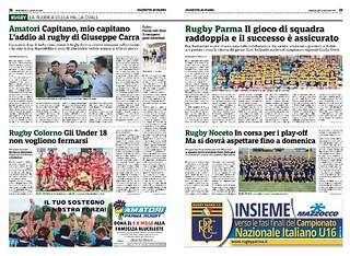 Gazzetta di Parma - 15.05.19