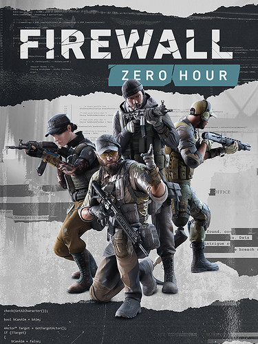 Firewall Zero Hour cover art | by GamingLyfe.com