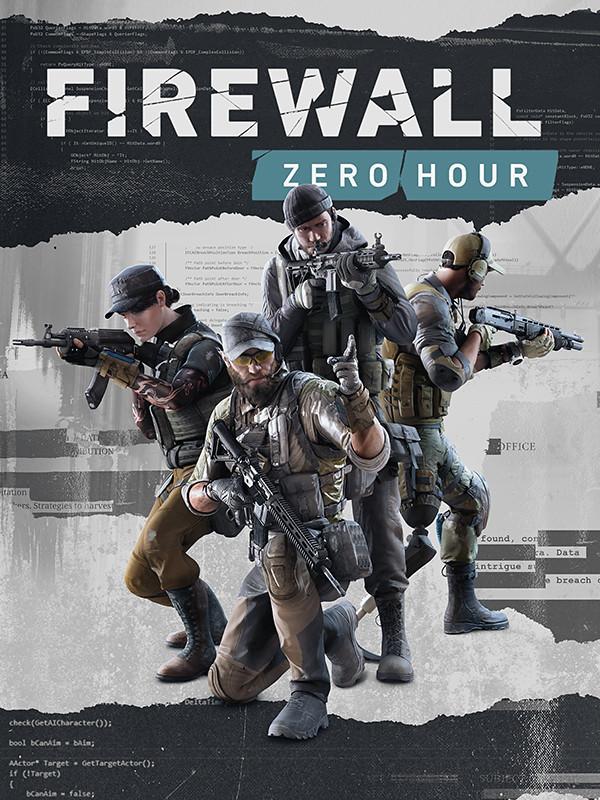 Firewall Zero Hour cover art