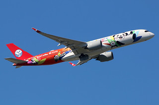Airbus A359, Sichuan Airlines