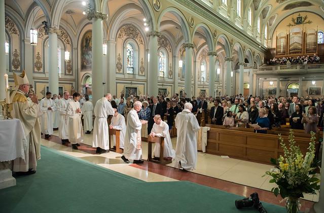 Fr. Adam Hincks, SJ et Fr. Ted Penton, SJ