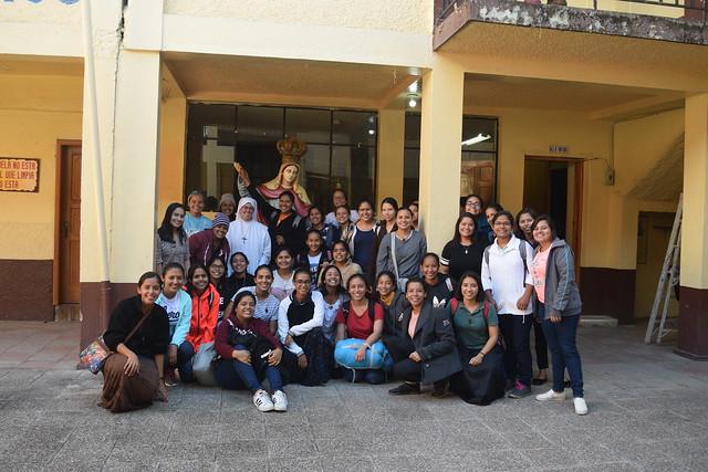 vPeregrinación Misión - Guayaquil - Mayo de 2019