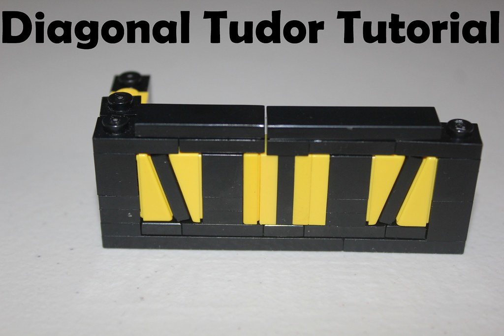 Diagonal Tudor Tutorial