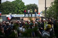 Manifestation-des-Gilets-Jaunes-vests-Yellow-1er mai-Paris-2019 (1008) © Olivier Roberjot