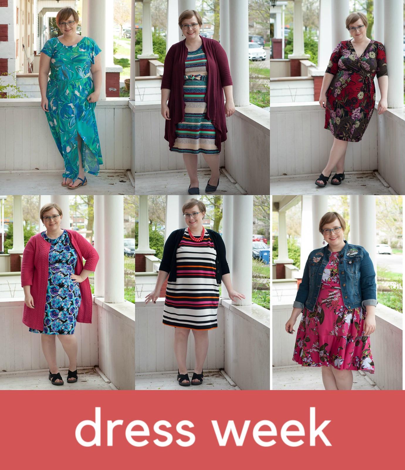 Week 2 Dresses