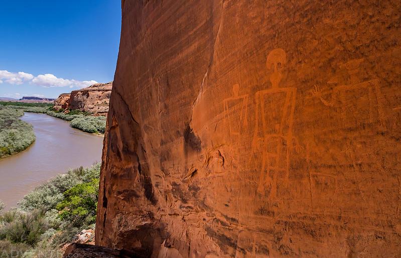 River Petroglyphs
