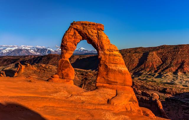Delicate Arch Classic View