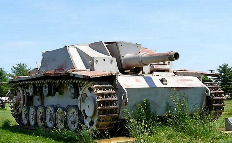 Sturmgeschutz III 00003