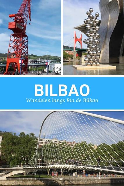 Wandelen langs de Ría de Bilbao | Mooistestedentrips.nl