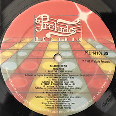 SHARON REDD:REDD HOTT(LABEL SIDE-B)