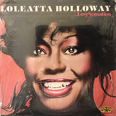 LOLEATTA HOLOWAY:LOVE SENSATION(JACKET A)