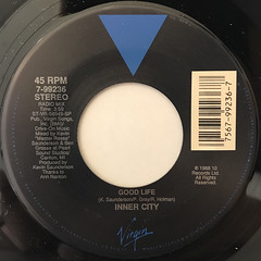 INNER CITY:GOOD LIFE(LABEL SIDE-A)