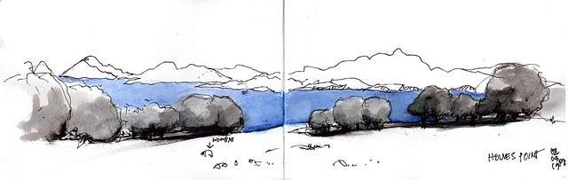 Maria Island - Howells Point