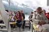 Bootsfahrt nach Limone sul Garda an die Westseite des Lago