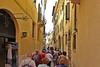 Verona, auf dem Weg Richtung Piazza delle Erbe