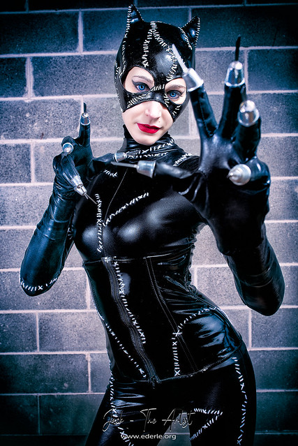 - Catwoman -