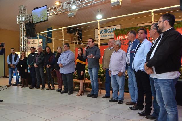 41ª edição da  Expocam - Feira agropecuária de Camapuã.