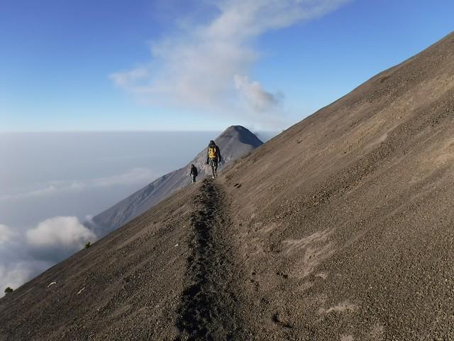 Volcano Descent