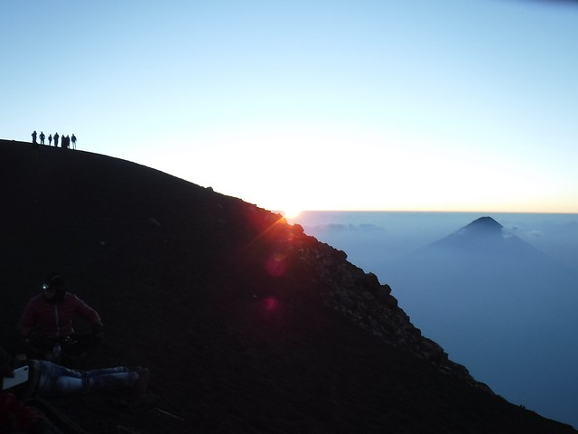 Sunrise Acatenango
