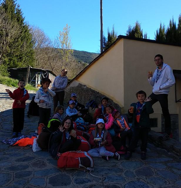 Excursió Esquirols 2018-2019