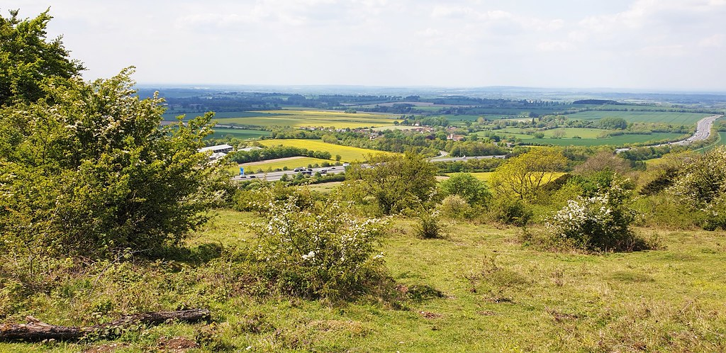 Aston Rowant, South Oxfordshire, England UK