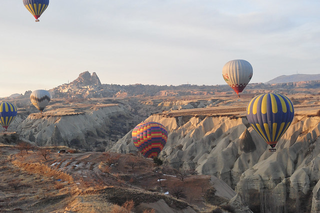 Göreme, Cappadocia (Kapadokya, Turkey) 1014