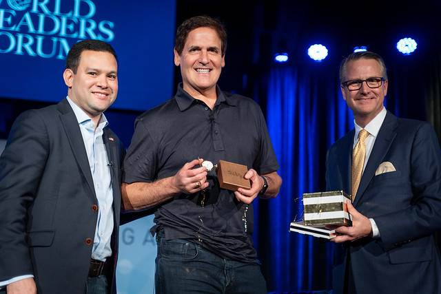WLF Conversations with Mark Vargas Presents Mark Cuban