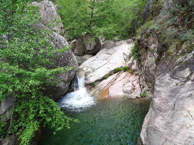 Chemin du Carciara en RD : visite de la brèche
