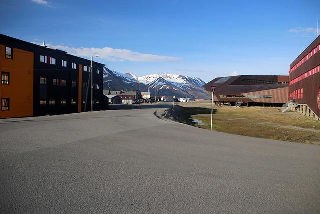 University Centre in Svalbard, Longyearbyen