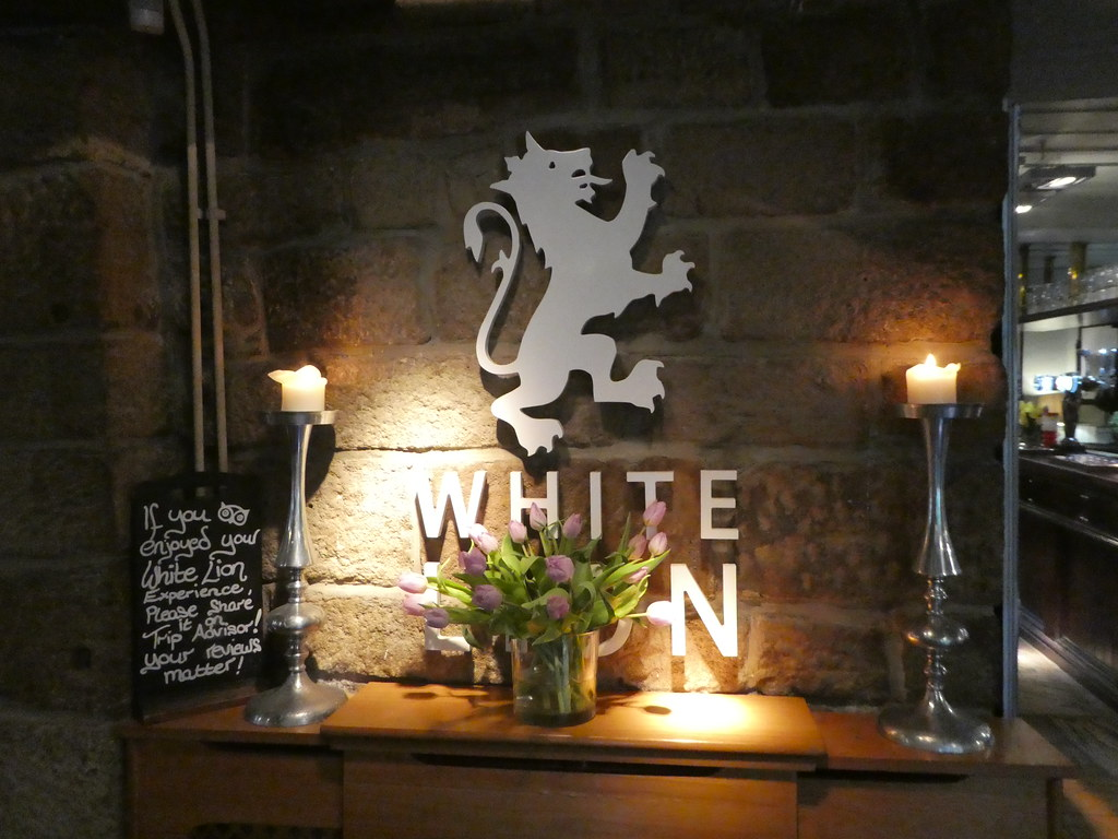 The White Lion Hotel, Hebden Bridge