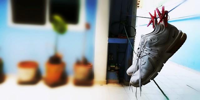 Pristine sneakers