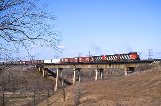 Reign of the GP40-2WL