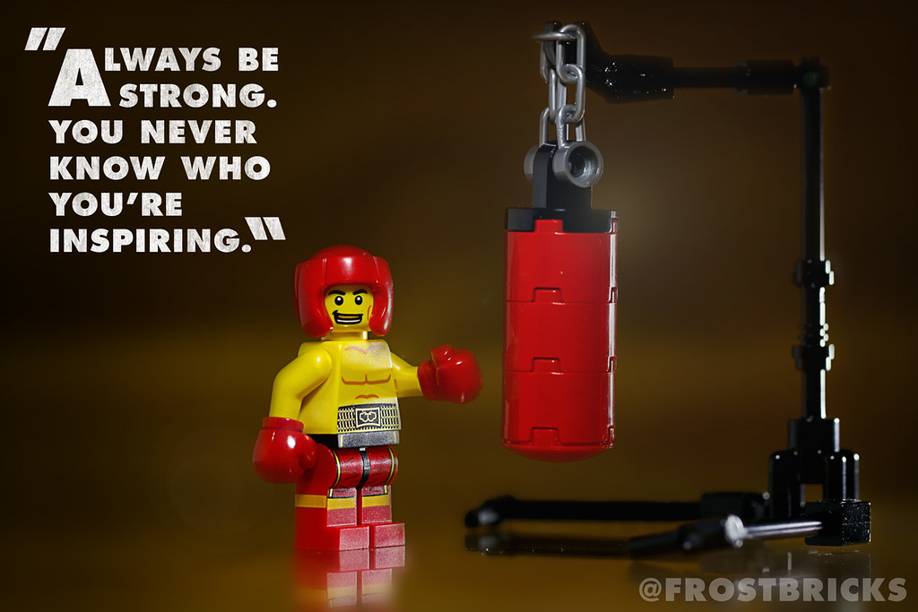 LEGO Motivationals.