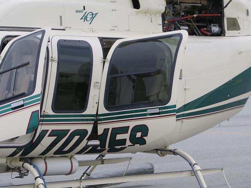 Bell 407 00010