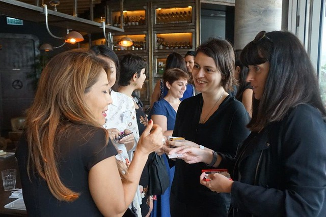 Women in Business Networking Lunch at Mr & Mrs Fox