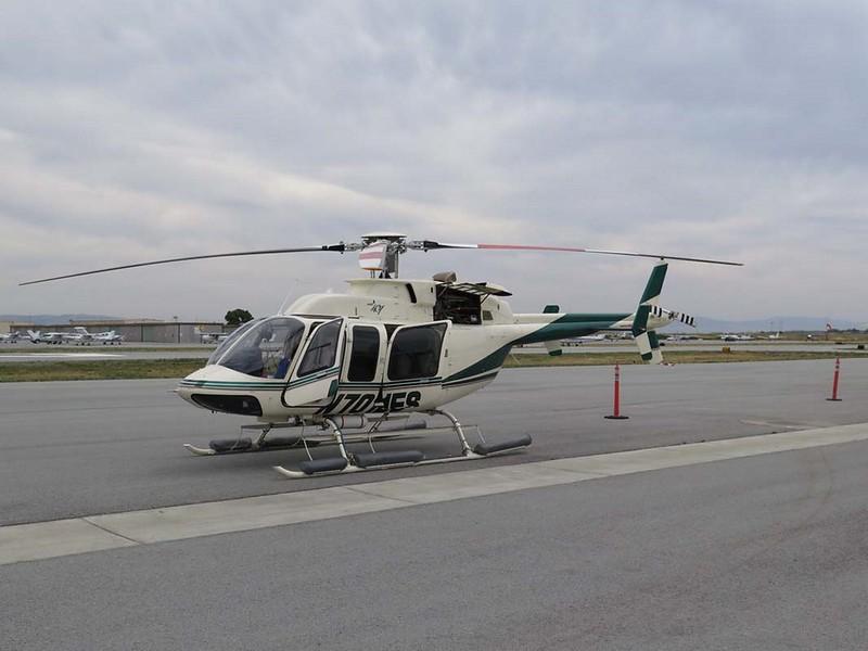 Bell 407 00001