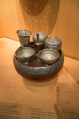 Asian serving dishes