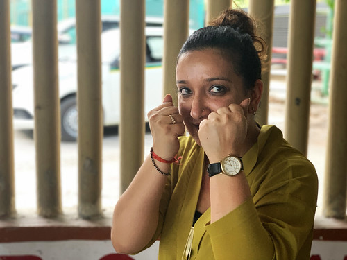 Mission Delhi - Vasundhara Raj Baigra , Vasant Vihar