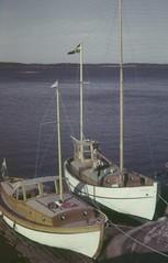 Flintholm, Åland 1960