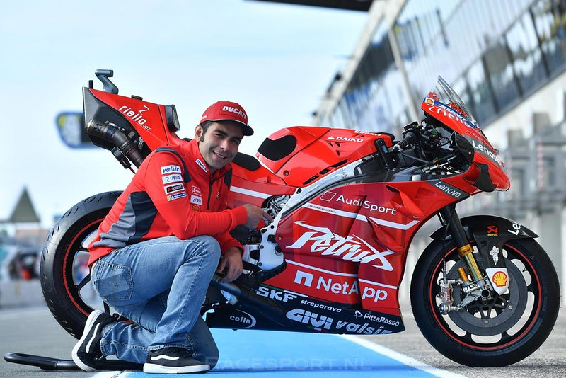 Ducati No Misson Winnow