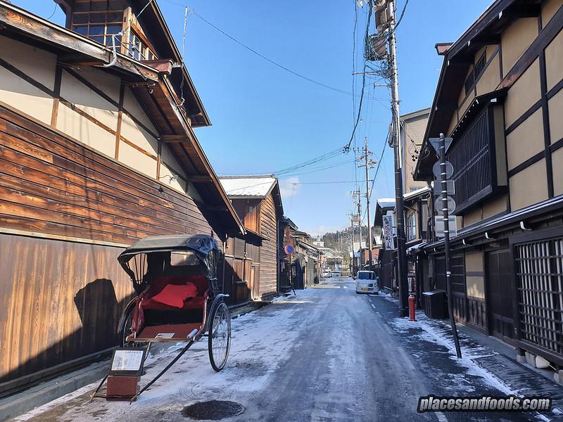 takayama snow