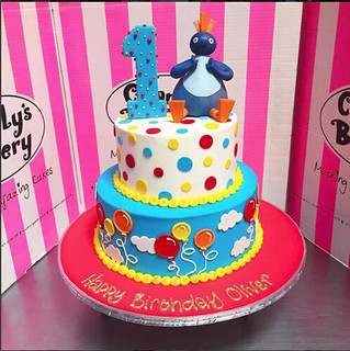 Twirlywoos Cake Toppers
