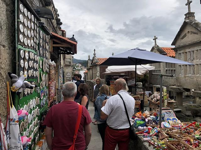 Rúa do Mar, la calle más pintoresca de Combarro