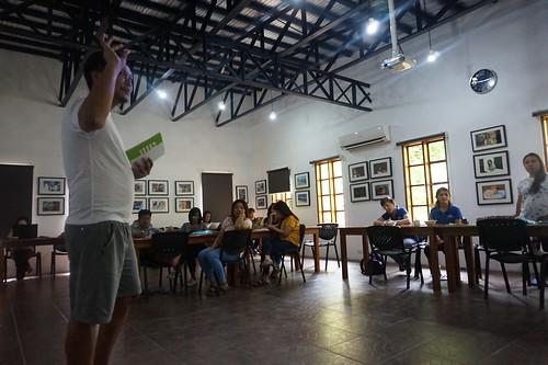 Feedback Training Workshop for street educators Day 3