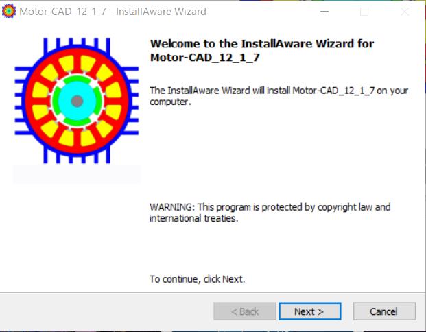 Motor-CAD V12 version 12.1.7.1 x64 full license