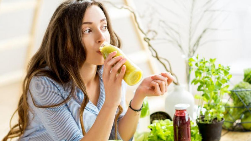 Ayurvedic Spring Detox Tips - How To Boost Your Energy With A Spring Cleanse