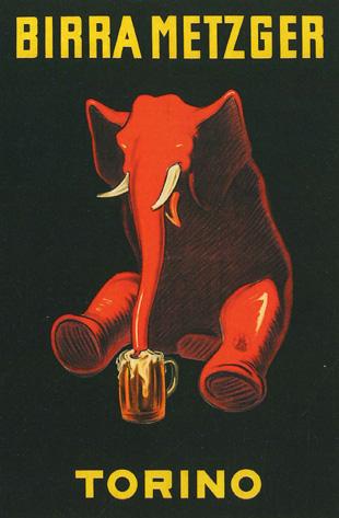 Birra-Metzger-elephant-1925
