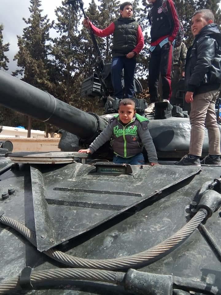 صور دبابات قتال رئيسية الجزائرية T-72M/M1/B/BK/AG/S ] Main Battle Tank Algerian ]   - صفحة 5 47080209854_c9bf775a6c_b