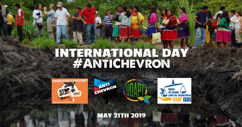 International Day AntiChevron