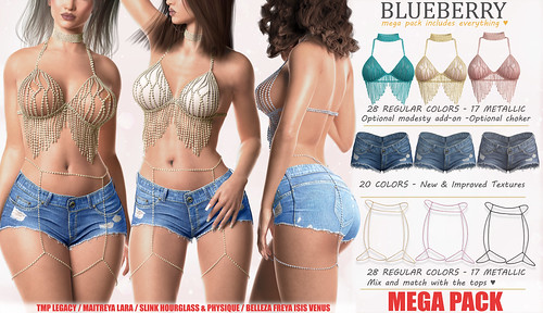 Blueberry Yumi Set @ Mainstore | by Blueberryxx